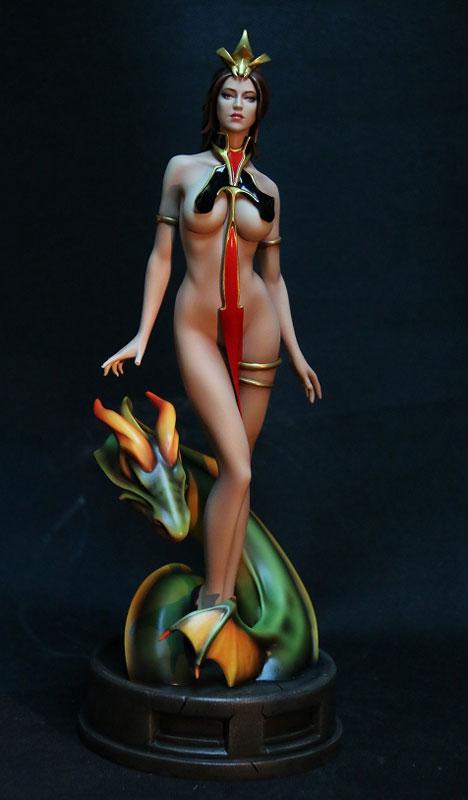 Lady Kai by Nozami on DeviantArt
