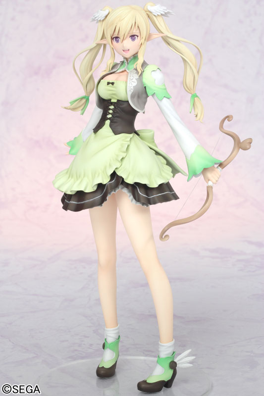 【新品介紹】【Griffon Enterprises】Shining Ark 光明之舟 Shannon 紗音 1/8 PVC Figure - hyde -     囧HYDE囧の御宅部屋
