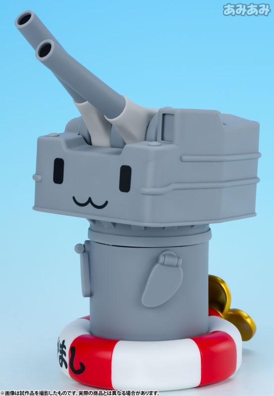 艦隊これくしょん -艦これ- でっかい!連装砲ちゃん ソフビフィギュア