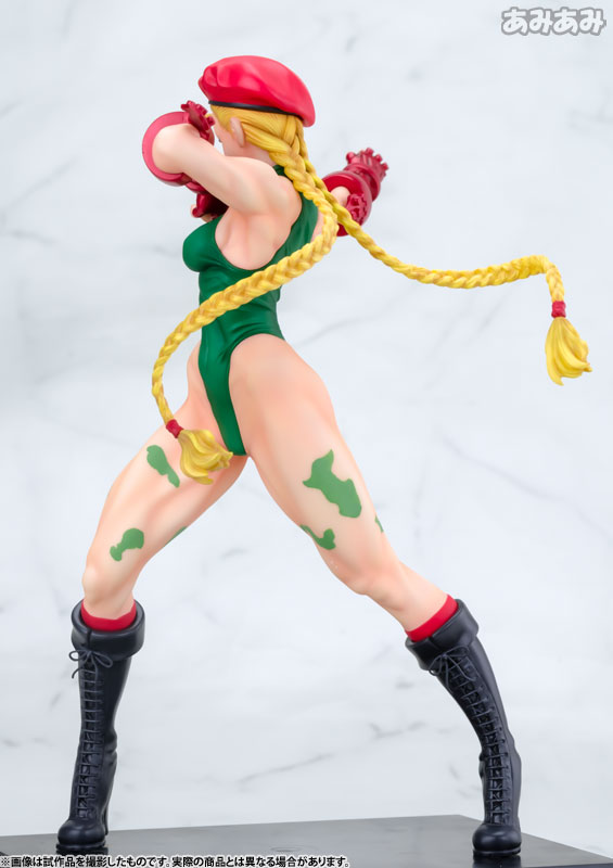 STREET FIGHTER BISHOUJO - Cammy 1/7 Complete Figure(Pre-order)STREET FIGHTER美少女 キャミィ 1/7 完成品フィギュアScale Figure