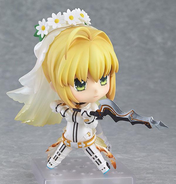 【新品介紹】【GSC】黏土系列 No.387 Saber Bride PVC Figure - hyde -     囧HYDE囧の御宅部屋