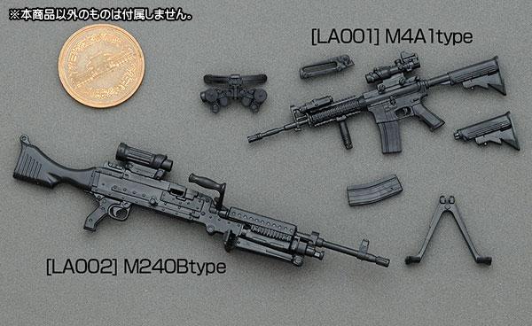 LittleArmory LA002 1/12 M240B Type Plastic Model(Pre-order)リトルアーモリー LA002 1/12 M240Bタイプ プラモデルAccessory