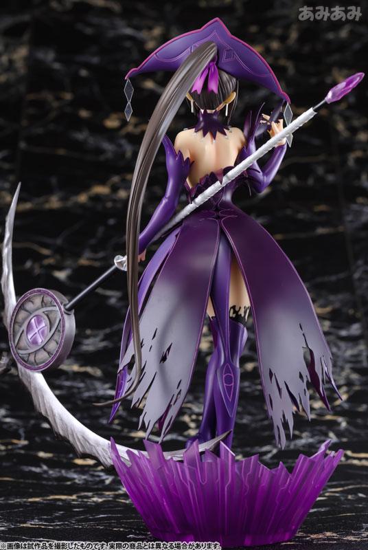 【新品介紹】【alphamax】Shining Ark 光明之舟 月夜下舞動之紫煌死神 Sakuya Mode:Violet 1/8 PVC Figure - hyde -     囧HYDE囧の御宅部屋