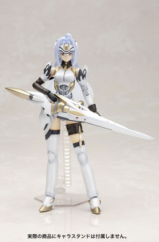 XenosagaI - KOS-MOS Ver.1 1/12 Plastic Model(Released)ゼノサーガI KOS-MOS(コスモス) Ver.1 1/12 プラモデルScale Figure