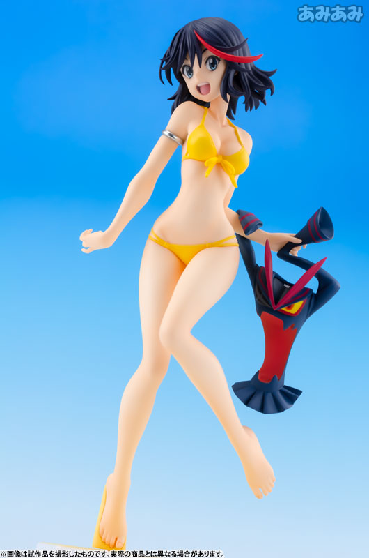 BEACH QUEENS キルラキル 纏流子 1/10 完成品フィギュア