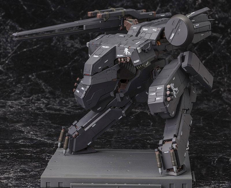 メタルギアソリッド メタルギア REX Black Ver. 1/100 プラモデル