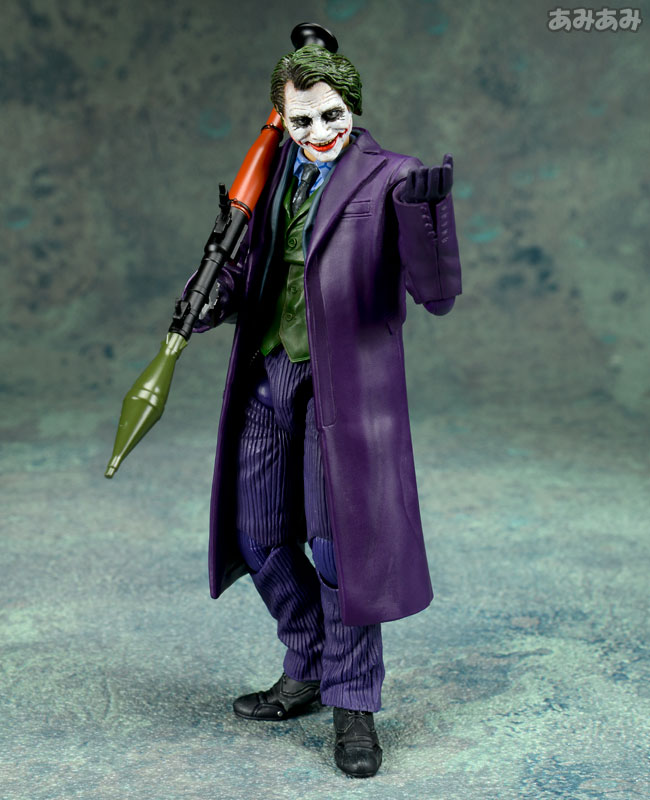 MAFEX No.005 MAFEX THE JOKER(Pre-order)マフェックス No.005 MAFEX THE JOKER(ジョーカー)Accessory