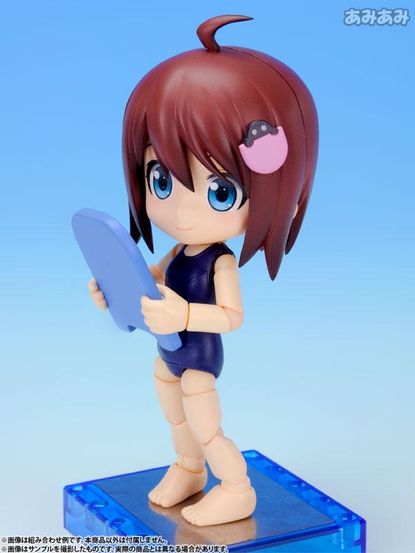 Cu-poche Extra - School Swimsuit Body Posable Figure(Pre-order)キューポッシュえくすとら スクール水着ボディ 可動フィギュアNendoroid