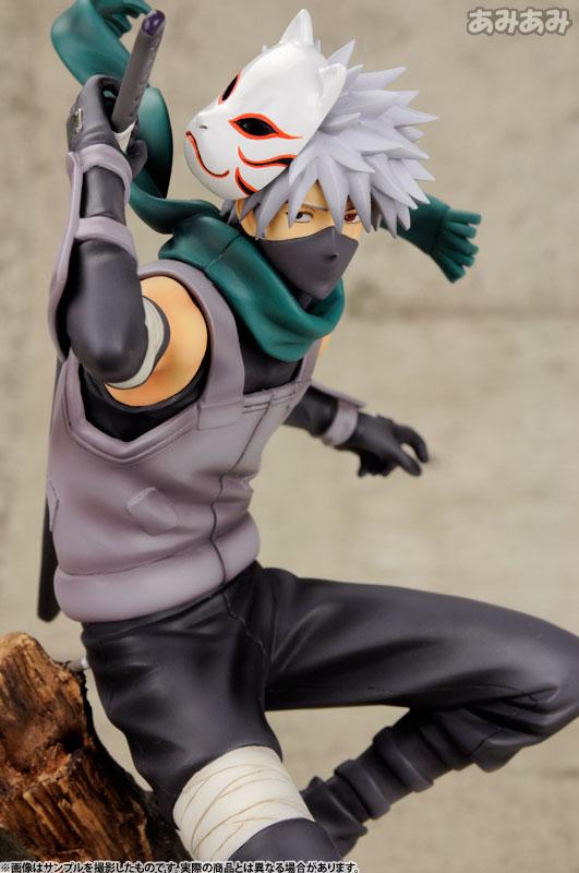 G.E.M. Series - Naruto Shippuden: Kakashi Hatake ver.Anbu Complete Figure(Released)G.E.M.シリーズ NARUTO-ナルト-疾風伝 はたけカカシ ver.暗部 完成品フィギュアScale Figure