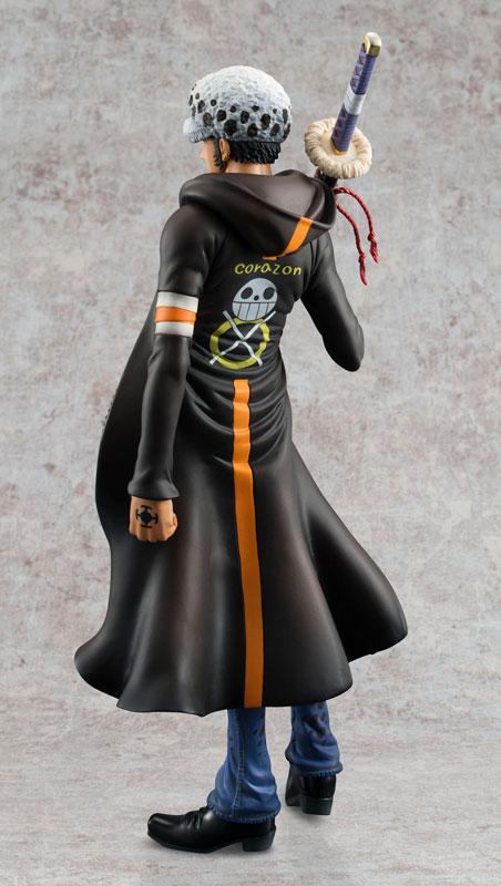 """Portrait.Of.Pirates ワンピース""""Sailing Again"""" トラファルガー・ロー Ver.2 1/8 完成品フィギュア"""