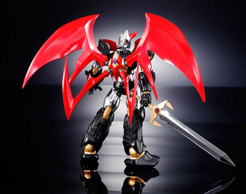 Amazon.com: Bandai Tamashii Nations Super Robot Chogokin ...