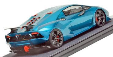 Lamborghini Sesto Elemento Blue