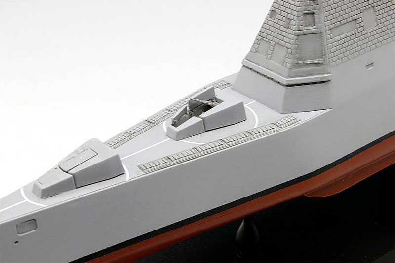 700 modern us navy missile destroyer ddg 1000 zumwalt plastic model
