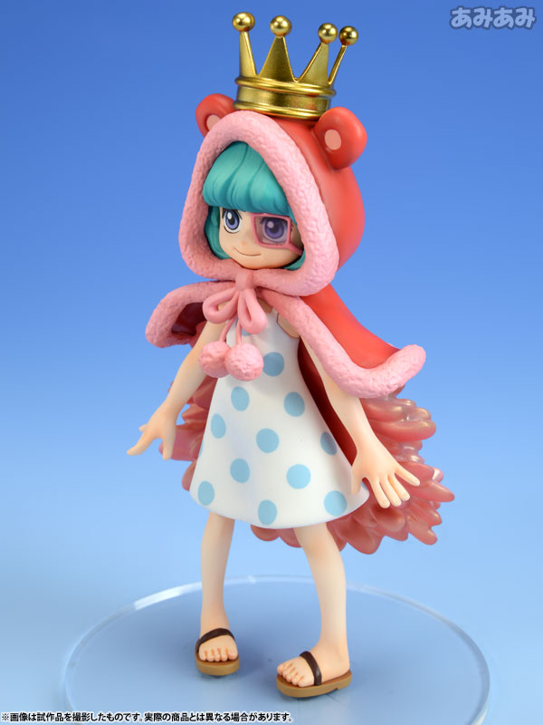 One Piece  Sugar  One Piece Collection Dressrosa no Himitsu (Bandai) ‹