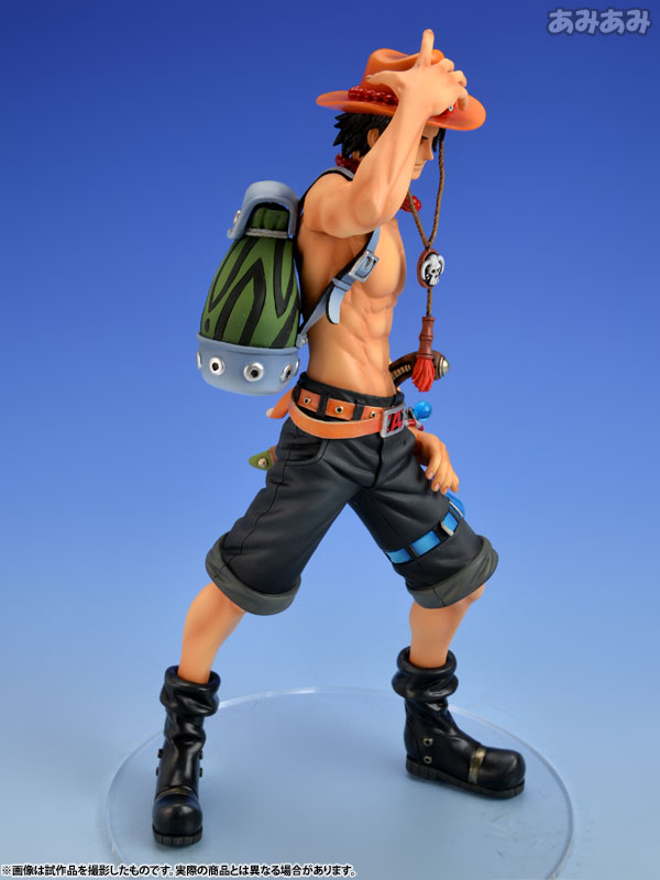 Portrait.Of.Pirates ワンピース NEO-DX ポートガス・D・エース 10th LIMITED Ver. 1/8 完成品フィギュア[メガハウス]