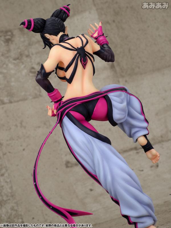 STREET FIGHTER BISHOUJO - Juri 1/7 Complete Figure(Pre-order)STREET FIGHTER美少女 ジュリ 1/7 完成品フィギュアScale Figure