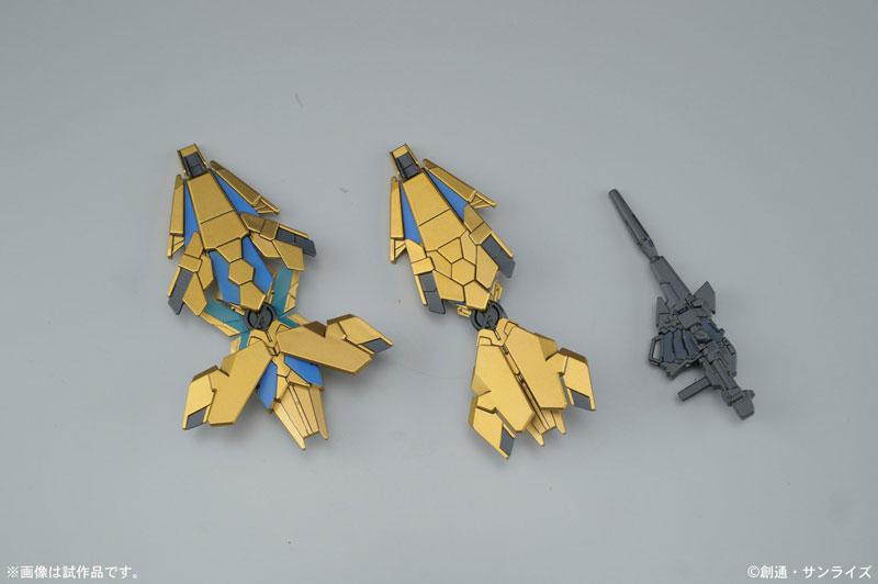 BB戦士 394 ユニコーンガンダム3号機 フェネクス プラモデル