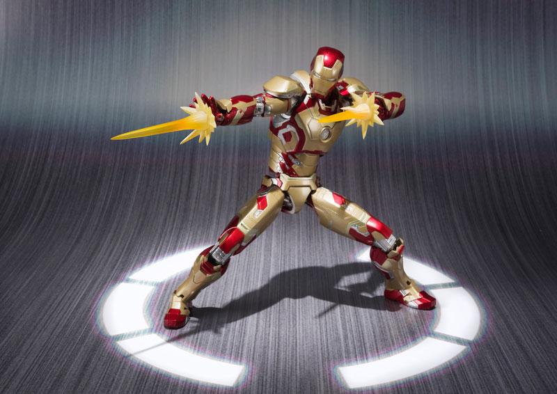 S.H. Figuarts - Iron Man Mark 42