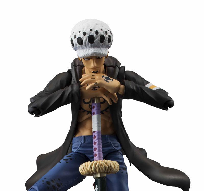 Variable Action Heroes - ONE PIECE: Trafalgar Law Action Figure(Pre-order)ヴァリアブルアクションヒーローズ ワンピース トラファルガー・ロー アクションフィギュアScale Figure