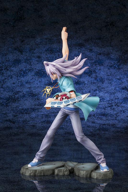 ARTFX J - Yu-Gi-Oh! Duel Monsters: Yami Bakura 1/7 Complete Figure(Pre-order)ARTFX J 遊&#x2606戯&#x2606王デュエルモンスターズ 闇バクラ 1/7 完成品フィギュアScale Figure