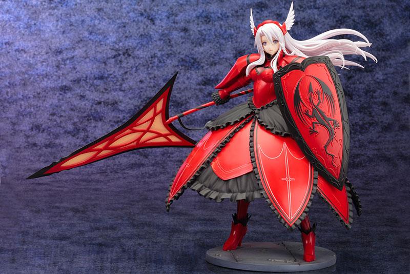 【新品介紹】【壽屋】Shining Blade 光明之刃 紅之戰巫女 Roselinde 羅莎琳德 1/8 PVC Figure - hyde -     囧HYDE囧の御宅部屋