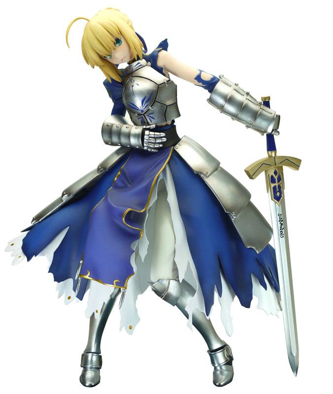 Fate/stay night セイバー 戦闘Ver. 1/6 完成品フィギュア[クレイズ]《04月予約》
