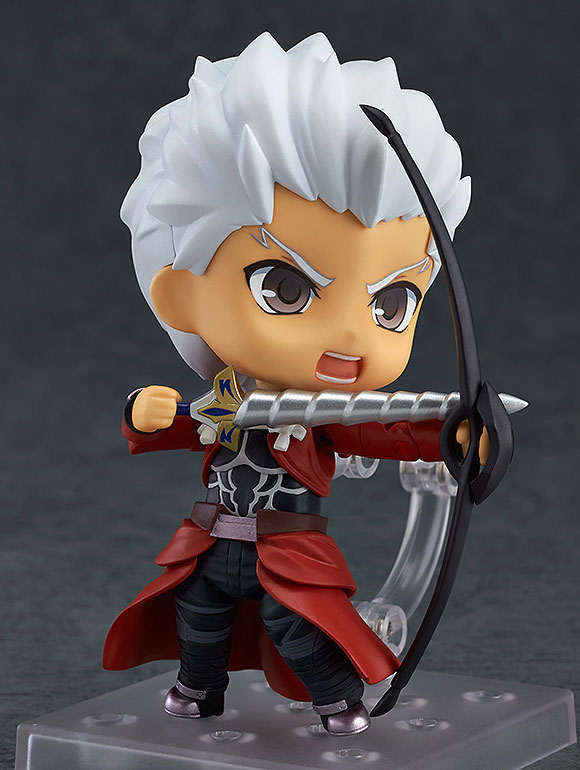 Nendoroid - Fate/stay night [Unlimited Blade Works]: Archer Super Movable Edition(Pre-order)ねんどろいど Fate/stay night [Unlimited Blade Works] アーチャー スーパームーバブル・エディションNendoroid