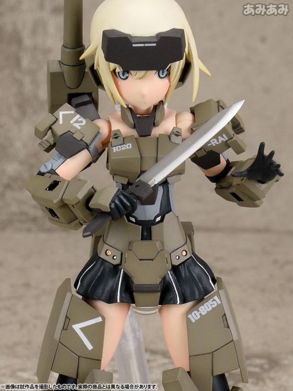 Frame Arms Girl - Gourai Plastic Model(Pre-order)フレームアームズ・ガール 轟雷 プラモデルScale Figure