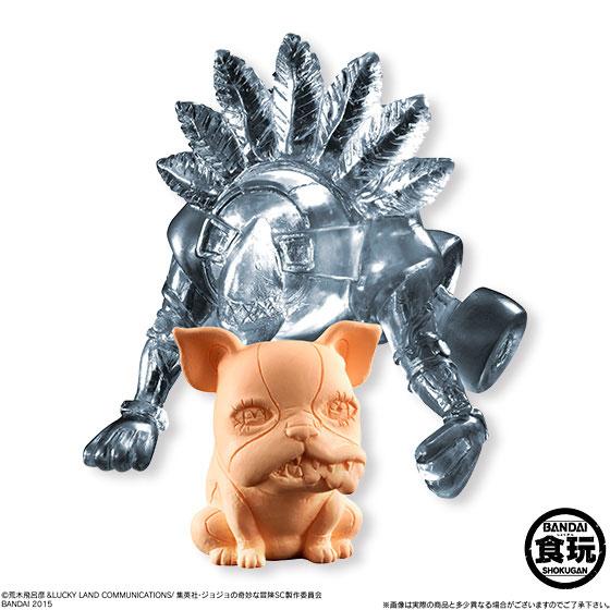 ジョジョの奇妙なミニフィギュア スターダストクルセイダース2 12個入りBOX(食玩)
