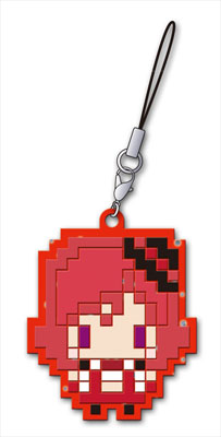 256tan Love Live! - Dot Trading Rubber Strap vol.2 -Bokura ha Ima no Naka de- 10Pack BOX(Pre-order)256たん ラブライブ! ドットトレーディングラバーストラップ vol.2 -僕らは今のなかで- 10個入りBOXAccessory