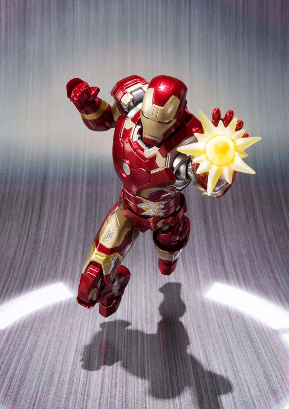 S.H. Figuarts Iron Man Mark.43 Avengers Age of Ultron Pre order S.H.フィギュアーツAccessory