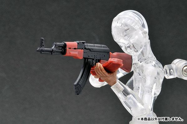Little Armory LA010 AKM Type Plastic Model Pre order LA010 AKMタイプScale Figure