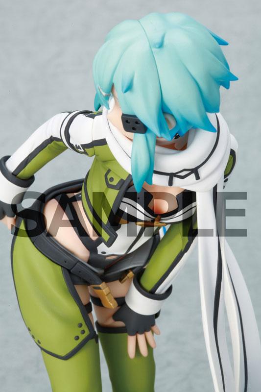 Sword Art Online II - Sinon 1/8 Complete Figure(Pre-order)ソードアート・オンラインII シノン 1/8 完成品フィギュアScale Figure