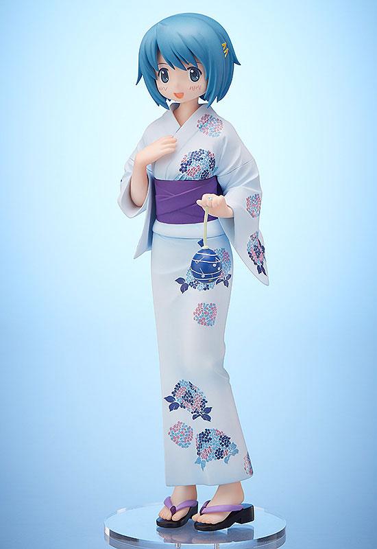 Y STYLE Puella Magi Madoka Magica the Movie: Sayaka Miki Yukata Ver. Complete Figure Preorder Y STYLE Ver.Scale Figure