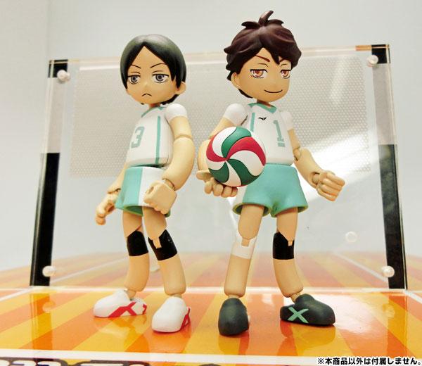 Yakudou Sotai PLAY GURE feat.Haikyuu!! PG07 Toru Oikawa Pre order feat.ハイキュー!! PG07Scale Figure