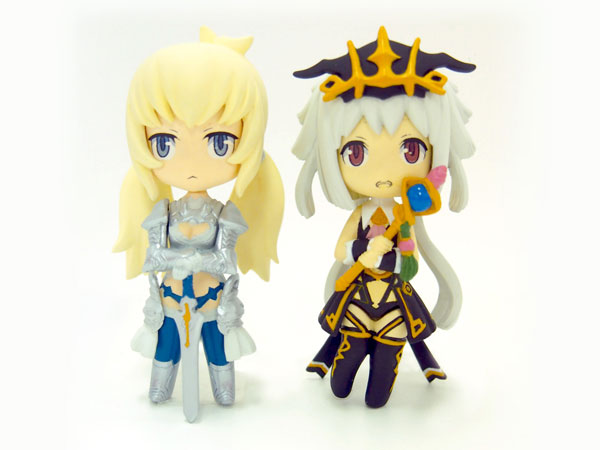 ロザリア&リコリス ぷちフィギュア
