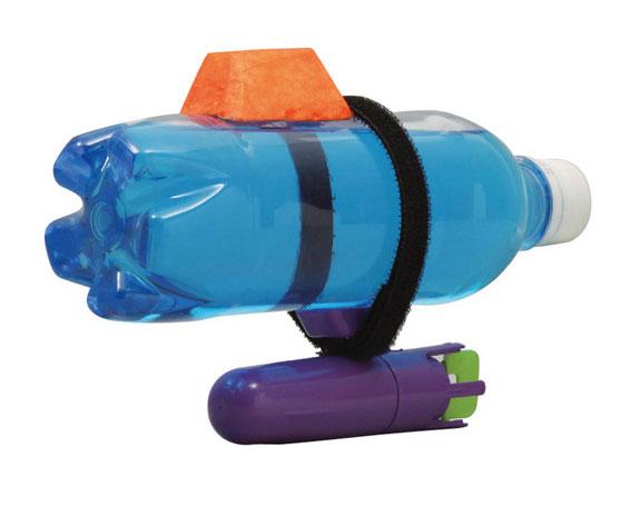 how to make plastic bottle ship