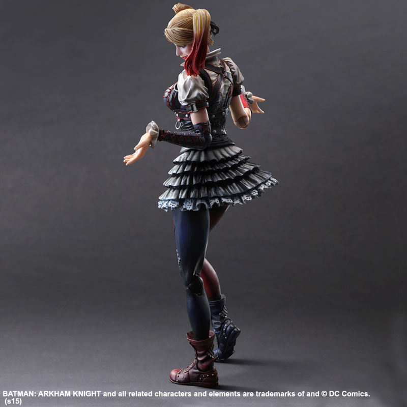 Play Arts Kai Batman: Arkham Knight: Harley Quinn Pre orderAccessory