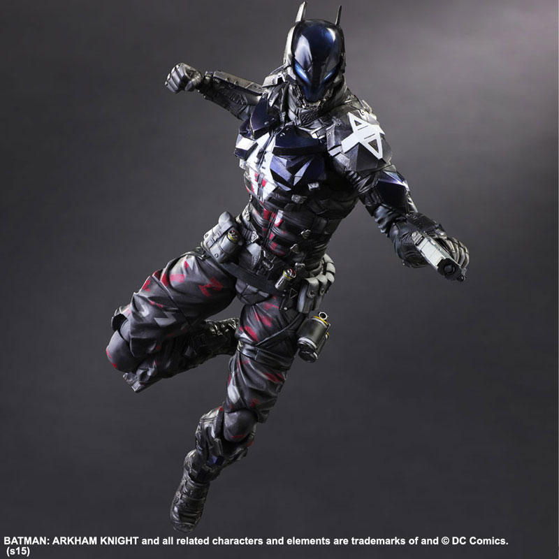 Play Arts Kai Batman: Arkham Knight: Arkham Knight Pre orderAccessory