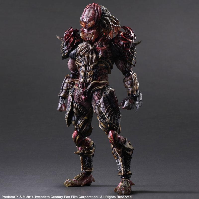 Variant Play Arts Kai Predator: Predator Pre order PREDATORAccessory