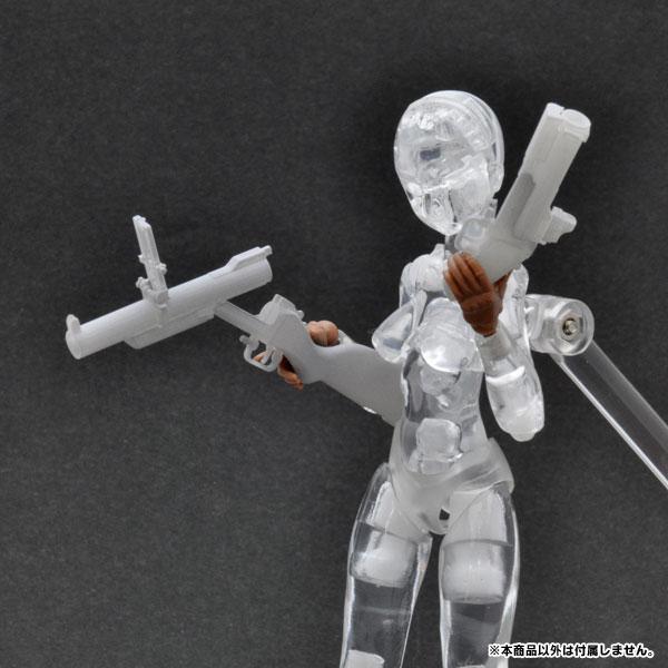 Little Armory LA012 M79 Type Plastic Model Pre order LA012 M79タイプScale Figure