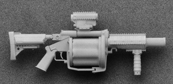 Little Armory LA013 M32MGL Type Plastic Model Pre order LA013 M32MGLタイプScale Figure