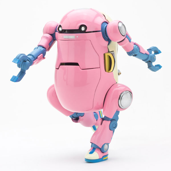 35 Mechatro WeGo - Pink (Miyazaw Model Limited Distribution)(Released)35メカトロウィーゴ ぴんく(宮沢模型流通限定)Scale Figure