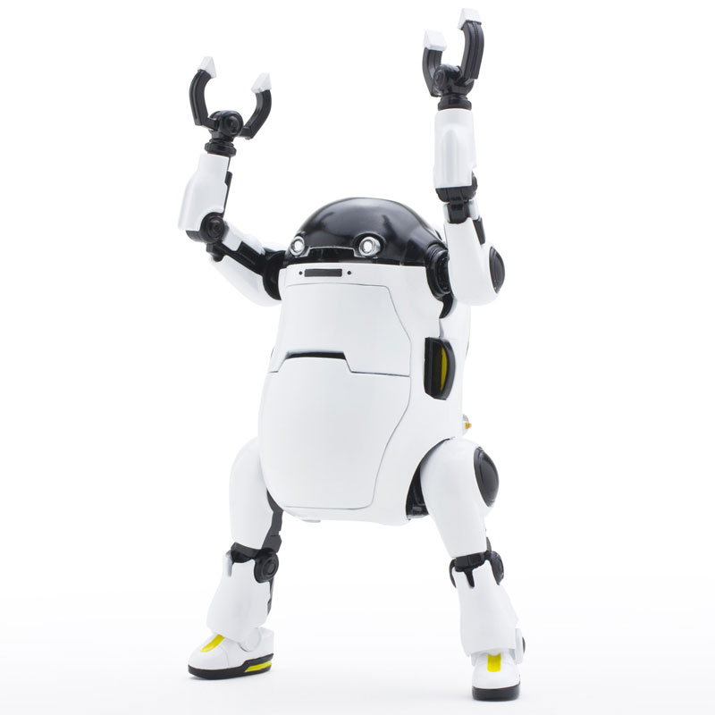 35 Mechatro WeGo - White(Released)35メカトロウィーゴ しろScale Figure
