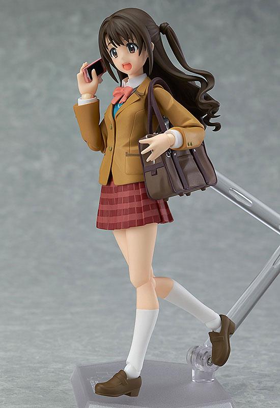 figma THE IDOLM@STER Cinderella Girls: Uzuki Shimamura Cinderella Project ver. Preorder figma ver.Figma