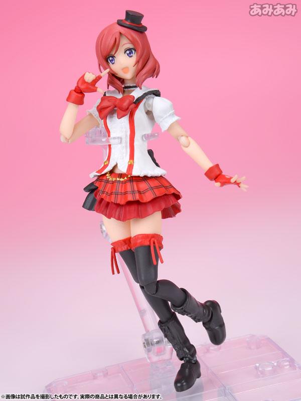 S.H. Figuarts Maki Nishikino Boku ra ha Ima no Naka de Love Live! Pre order S.H.フィギュアーツScale Figure