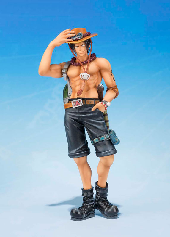 Figuarts ZERO Portgas D. Ace th Anniversary Edition ONE PIECE Pre order ZERO D・エース th Anniversary EditionScale Figure