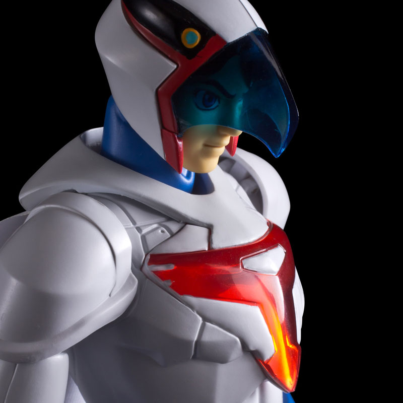 Tatsunoko Heroes Gatchaman: G Action Figure Pre order GScale Figure