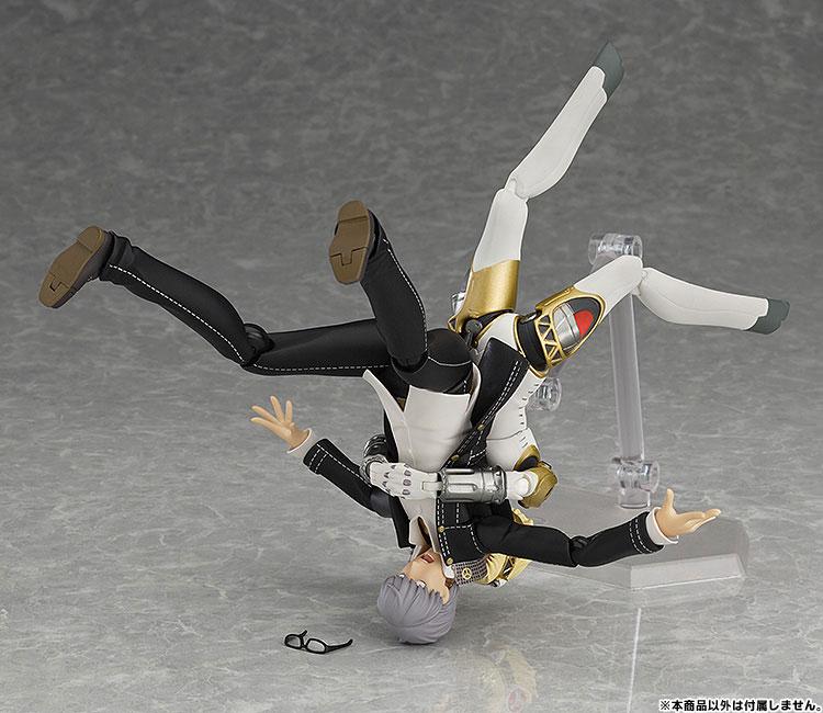 figma Persona The Ultimax Ultra Suplex Hold: Protagonist Yu Narukami Pre order figmaFigma