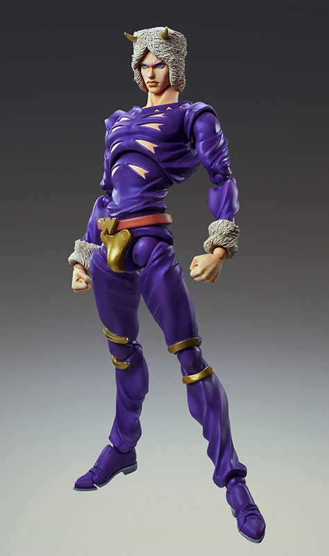 Super Action Statue JoJo's Bizarre Adventure Part.VI Weather Report Hirohiko Araki Specified Color Pre orderScale Figure